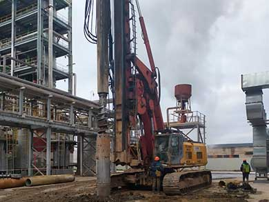 Буронабивные сваи бетон красноярский завод бетона